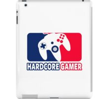 Hardcore Gamer iPad Case/Skin