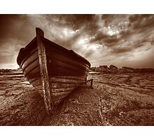 Old Boats Photographic Print