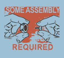 SOME ASSEMBLY REQUIRED by Steve Wilbur