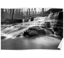 Papermill Falls Poster