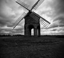 Chesterton Windmill by Edward Bentley