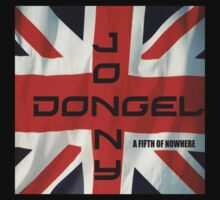 Jonny Dongel Record Cover by April Anderson