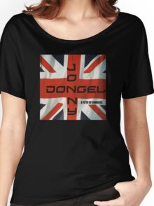 Jonny Dongel Record Cover Women's Relaxed Fit T-Shirt