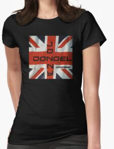 Jonny Dongel Record Cover Womens Fitted T-Shirt