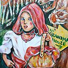 Little Red Riding Hood - Oh...Ohhhh by Anthea  Slade