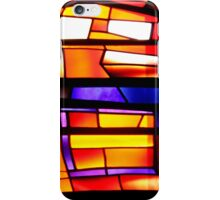 Orange and Yellow Abstract Collage iPhone Case/Skin