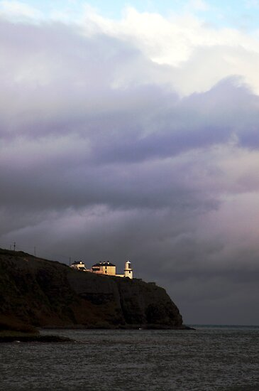 Blackhead Lighthouse by Stephen Maxwell