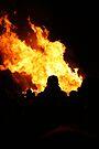 Fire Figure by JJFA