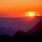 Peaks of Dalmatia by Lidija Lolic