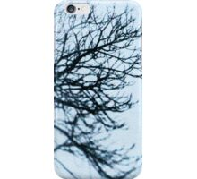 The side of a tree iPhone Case/Skin