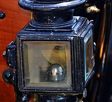 Vintage Car Lamp......... by lynn carter