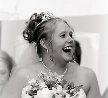 Laughter from the Bride by Raquel Perryman