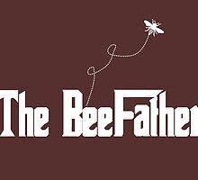 Funny Beekeeper by Gail Gabel, LLC