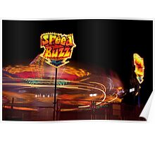 Speed Buzz Poster