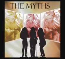 The Myths On Broadway by April Anderson