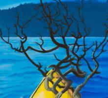 Kayak Series #3: Figurehead Sticker