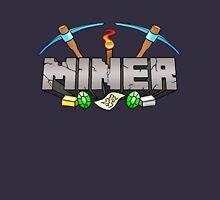 Minecraft Miner Shirt v.2 Unisex T-Shirt