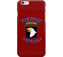 101st Airborne Vietnam Veteran -  iPad Case iPhone Case/Skin