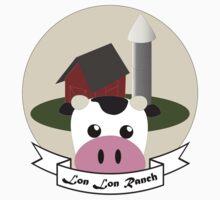 Lon Lon Ranch Logo Kids Clothes