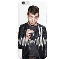 Alex Turner - Tribute To Arctic Monkeys  iPhone Case/Skin