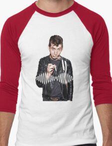 Alex Turner - Tribute To Arctic Monkeys  Men's Baseball ¾ T-Shirt