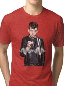 Alex Turner - Tribute To Arctic Monkeys  Tri-blend T-Shirt