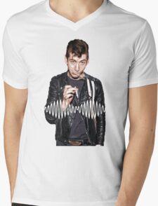 Alex Turner - Tribute To Arctic Monkeys  Mens V-Neck T-Shirt
