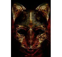 Cat Beast Photographic Print
