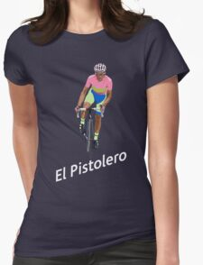 El Pistolero Womens Fitted T-Shirt