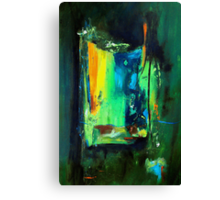 Unity In The Body Canvas Print