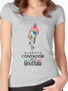 Giro 2015 Women's Fitted Scoop T-Shirt