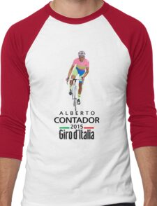Giro 2015 Men's Baseball ¾ T-Shirt