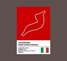 Autodromo Enzo e Dino Ferrari - v2 Unisex T-Shirt