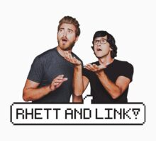 Rhett and Link! by Neysa Tapanes