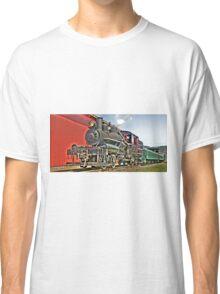 Little steam engine Classic T-Shirt