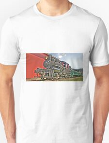 Little steam engine T-Shirt