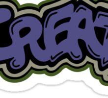 i create tag  Sticker