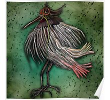 Blind Bird Poster