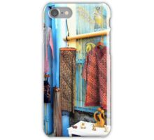 Catching the shops in Lahaina..... iPhone Case/Skin