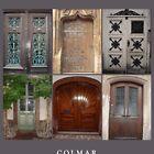 Doors in Colmar, France by jaeepathak