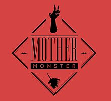Mother Monster Badge by StevieNYC