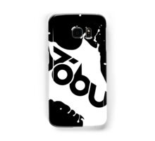 Tobu - White Splash Samsung Galaxy Case/Skin