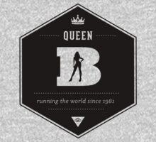 Queen B Badge T-Shirt