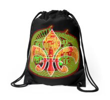 Tech Junkie Drawstring Bag