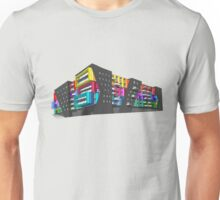 If Haribo did architecture......... Unisex T-Shirt
