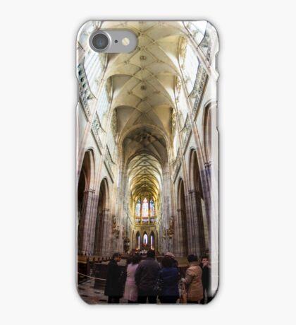 Castle Church iPhone Case/Skin