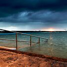 A Stormy Narrabeen Sunrise by Jeremy Harrington