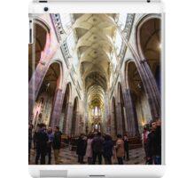 Castle Church iPad Case/Skin