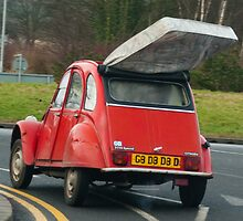 2CV airbag by feyip