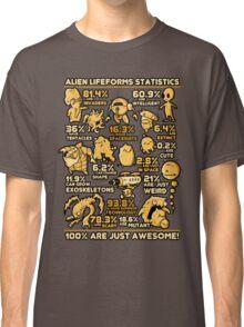 Alien Statistics Classic T-Shirt